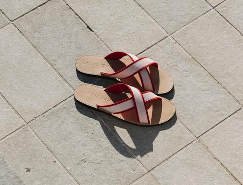 L'indispensable : les sandales L/Uniform