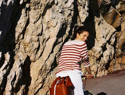 L'indispensable: le vélo Monaco Marine x Velorapida