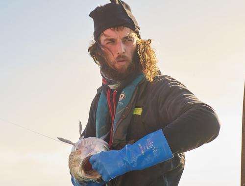 Daniel Kerdavid: Gentil marin-pêcheur