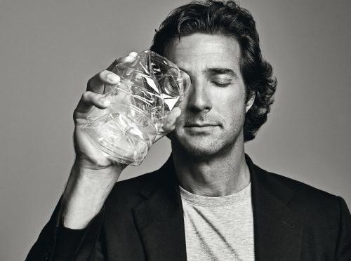 Javier Goyeneche, nettoyeur de mer