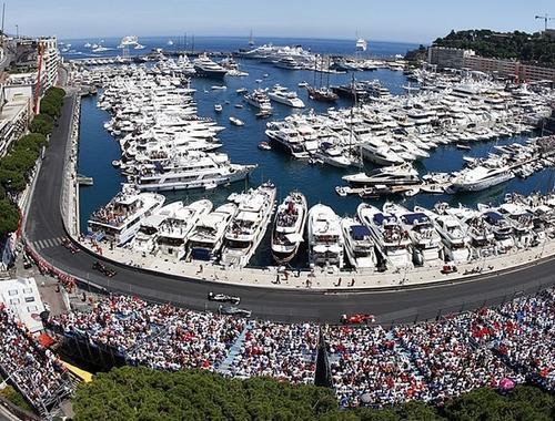 Coup d'envoi du 77ème Grand Prix de Monaco