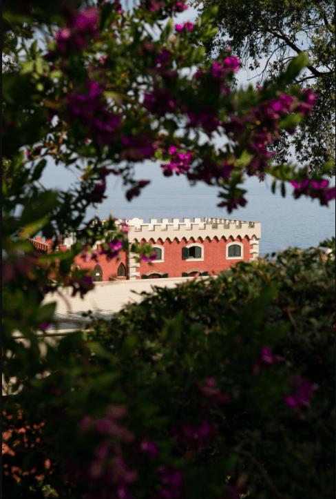 Peau neuve pour le Mezzatorre Hotel à Ischia