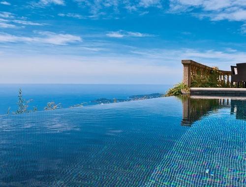 Les plus belles piscines de la Côte d'Azur