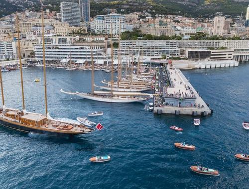 Coup d'envoi de la Monaco Classic Week