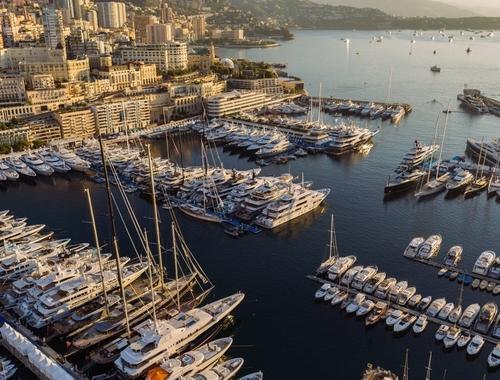 Le Monaco Yacht Show ouvre ses portes