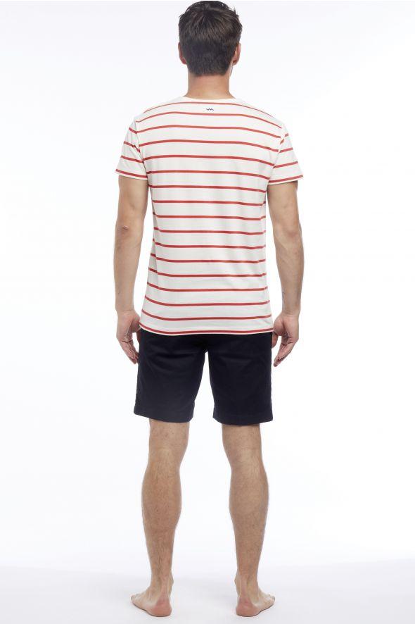 T-Shirt Rayé Classique
