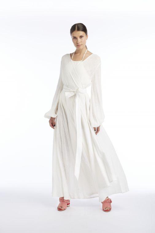 Gaia Beachwrap Gown by Kalita