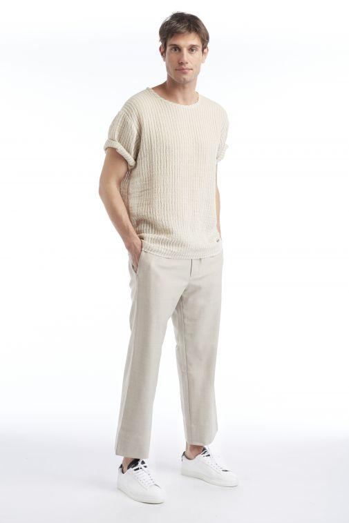 Commas - Drawstring Trouser