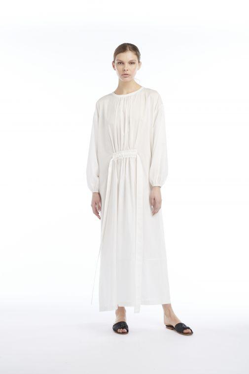 Matteau - Robe longue en coton