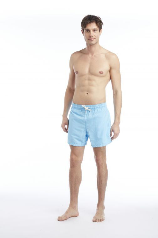 Beach Club Apparel - Short de bain The Classic Aqua