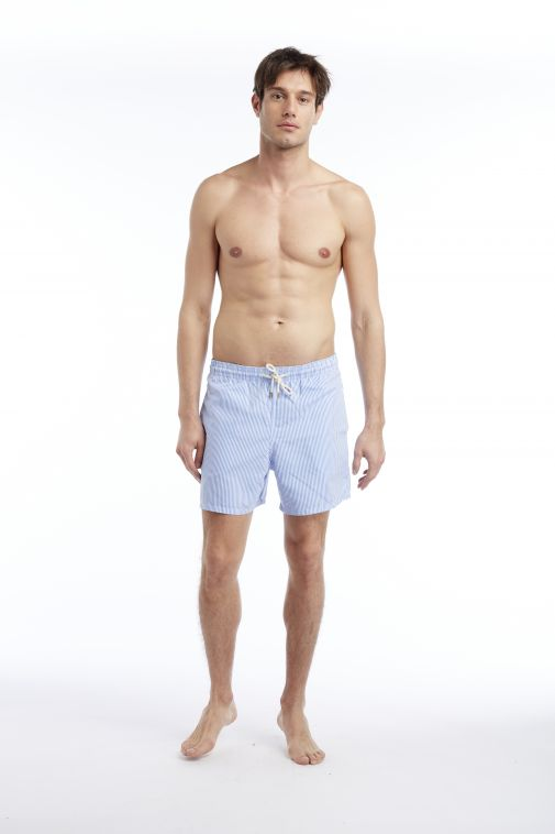 Beach Club Apparel - Short de bain The Classic Mykonos