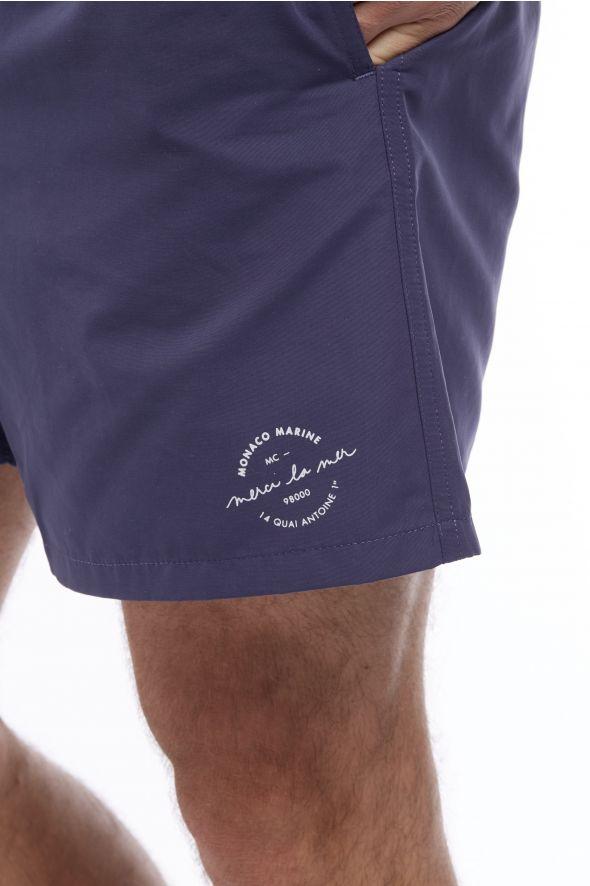 The essential Monaco Marine swim short