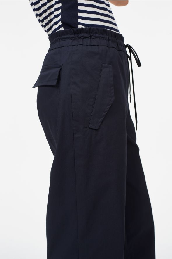 Loose Fit Pants by Odeeh for Monaco Marine